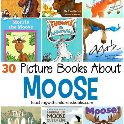 30 Engaging Childrens Picture Books About Moose