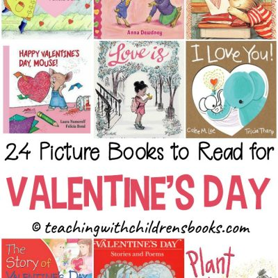 24 of the Best Valentine Books for Kids