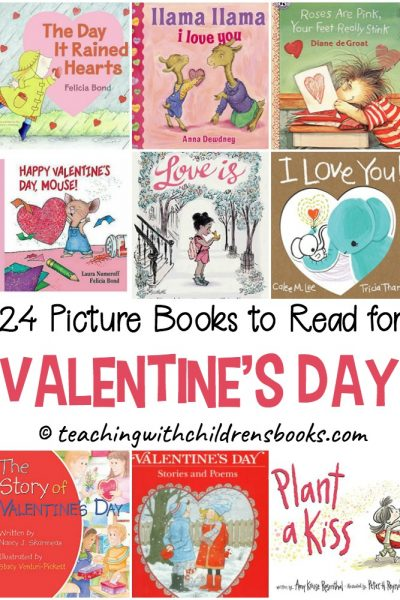 Your students will fall in love with this collection of Valentine Books for kids! Celebrate Valentines Day with a good book!