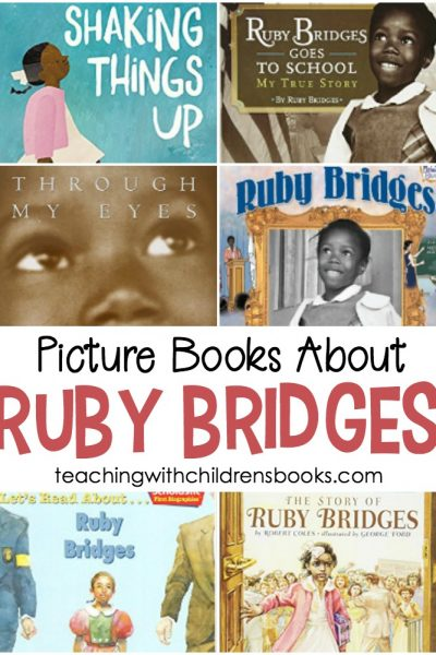 Ruby Bridges made history when she became the first African-American student to attend an all-white school in New Orleans. Introduce her to your kids with these picture books about Ruby Bridges.
