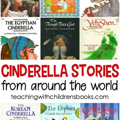 16 Cinderella Stories from Around the World