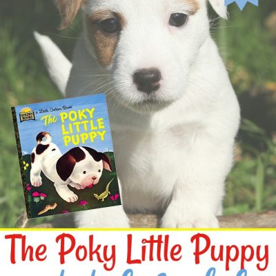 Poky Little Puppy Unit Study for Kids