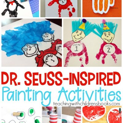 Dr Seuss Painting Activities for Kids of All Ages