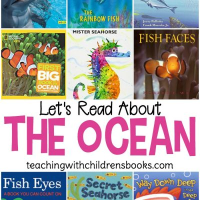 40 Ocean Books for Kids and Unit Study Resources