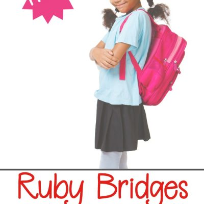 FREE Ruby Bridges Printables for Elementary Students