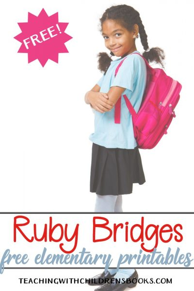 Ruby Bridges paved the way for African American children to attend white schools. Your students can learn more about her life with these free Ruby Bridges printables.