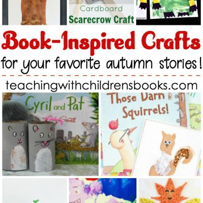 21 Book Inspired Kids Crafts for Autumn