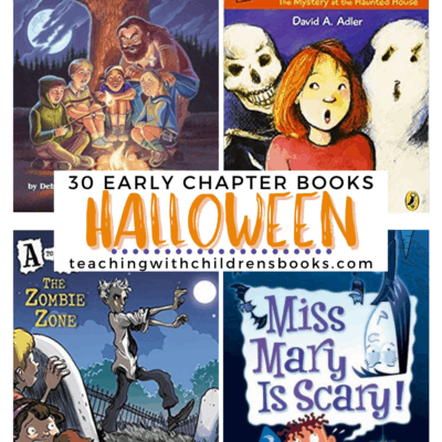 Halloween Early Chapter Books