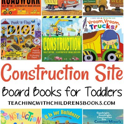 Construction Books for Toddlers