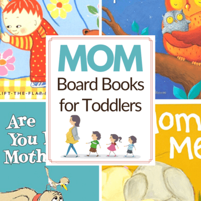 Mothers Day Books for Toddlers