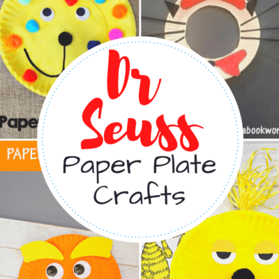 Dr Seuss Paper Plate Craft Ideas