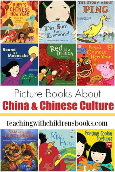 Picture Books About China