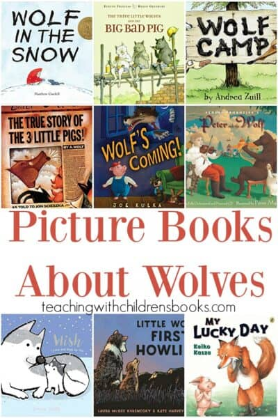Picture Books About Wolves