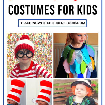 Book-Inspired Costumes for Kids