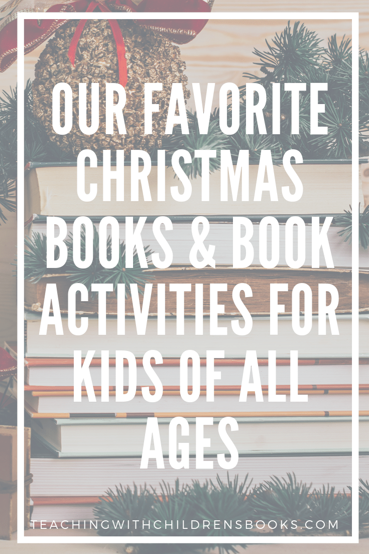 Bring your favorite Christmas books to life with this amazing collection of the very best Christmas books and activities for kids.