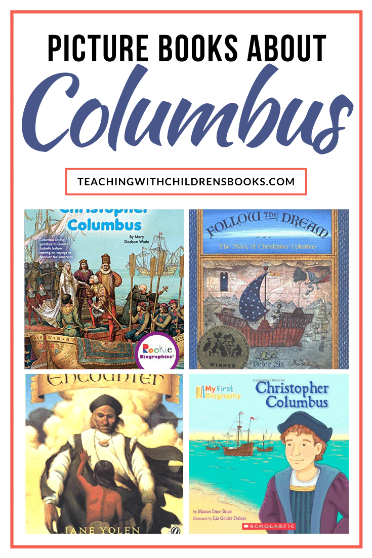 It's important to teach children about the people who helped shape our world. These books about Christopher Columbus are a great place to start.