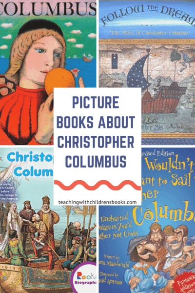 It's important to teach children about the people who helped shape our world. Thesebooks about Christopher Columbusare a great place to start.
