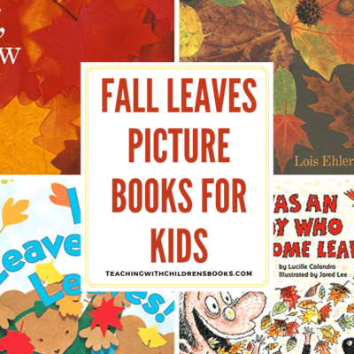Picture Books About Leaves