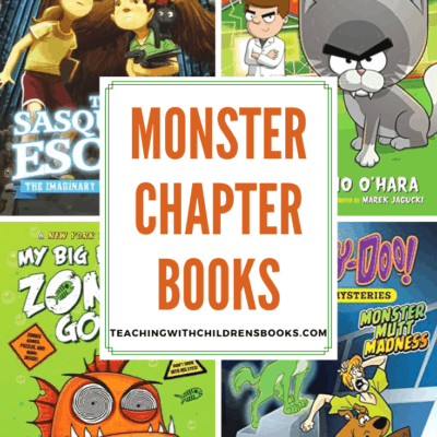 Monster Chapter Books