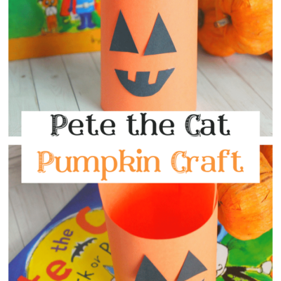 Pete the Cat Pumpkin Activities