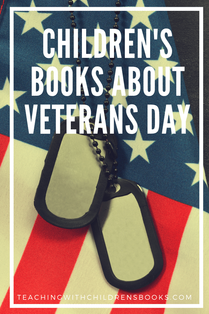 15 Meaningful Children S Books About Veterans Day