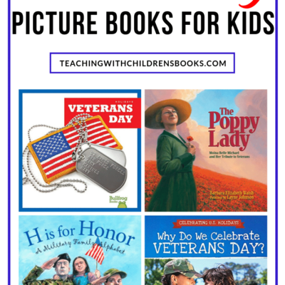 Children's Books About Veterans Day