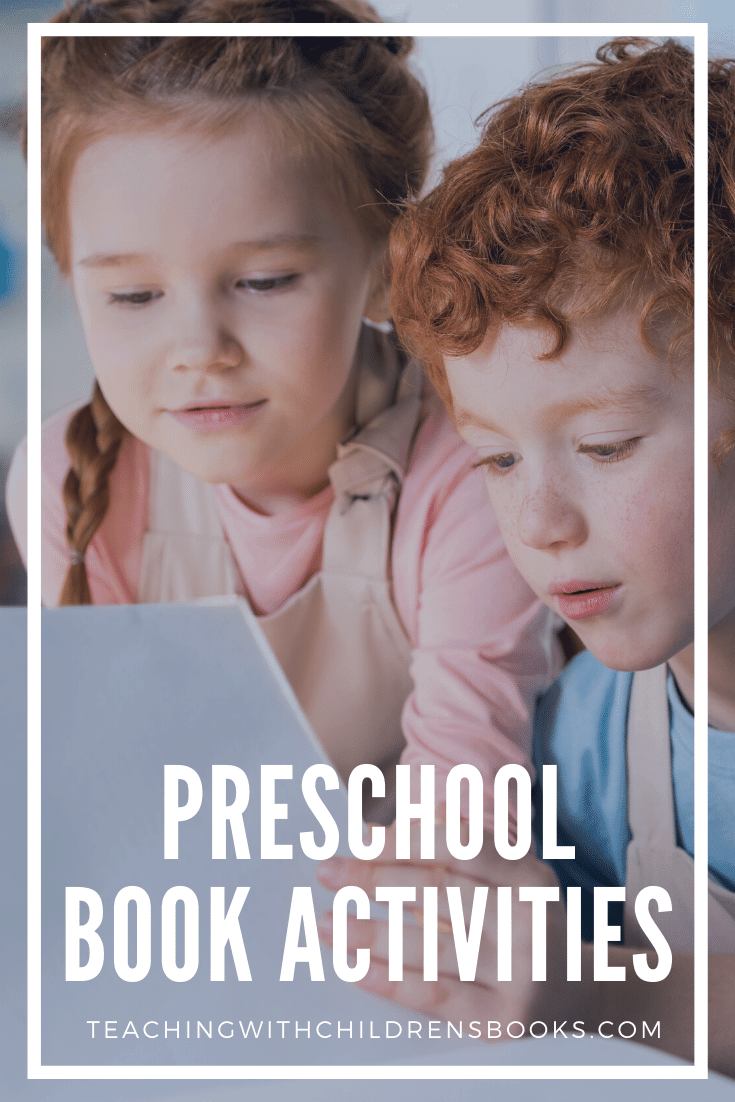 You can bring your little one's favorite books to life with this amazing collection of the very best picture book activities for preschoolers.