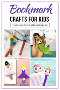 Kids won't lose their place in their favorite book with a fun bookmark! They can make one or more of these bookmark crafts for kids!