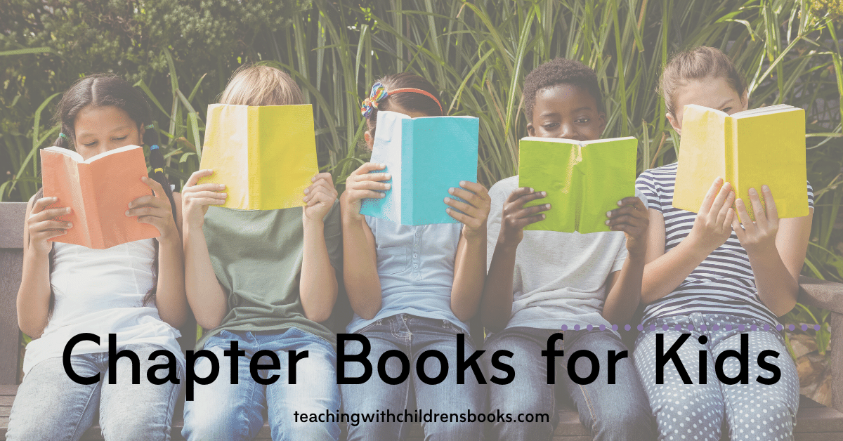 Come explore this amazing growing collection of our favorite chapter books for kids.Discover books on a wide variety of topics covering animals, seasons, holidays, and much more!