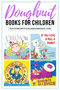 If you give a kid a book about donuts, they'll want to read more. Good thing we've come up with a great collection of children's books about donuts!