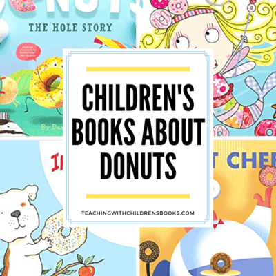 Childrens Books About Donuts