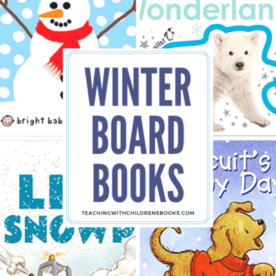 Winter Themed Books for Toddlers