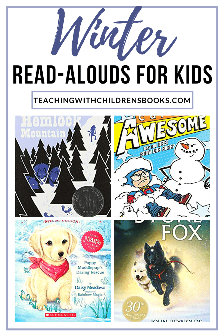 These winter read alouds for kindergarten are perfect for both bedtime stories and classroom reading time! Discover all fifteen selections.