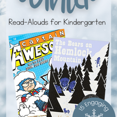Winter Read Alouds for Kindergarten