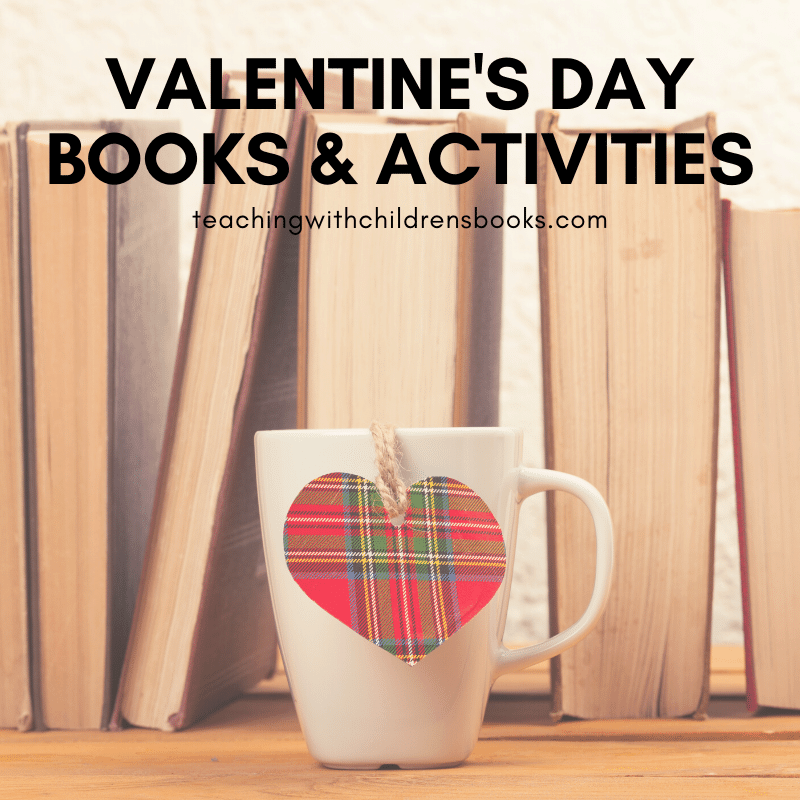 Bring your favorite holiday books to life with this amazing collection of the very best Valentine's Day children's books and activities.
