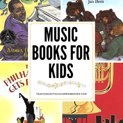 Picture Books About Music