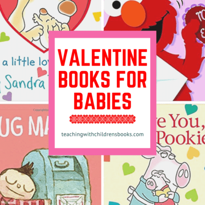 Valentine Books for Babies