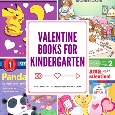 Valentine Books for Kindergarten