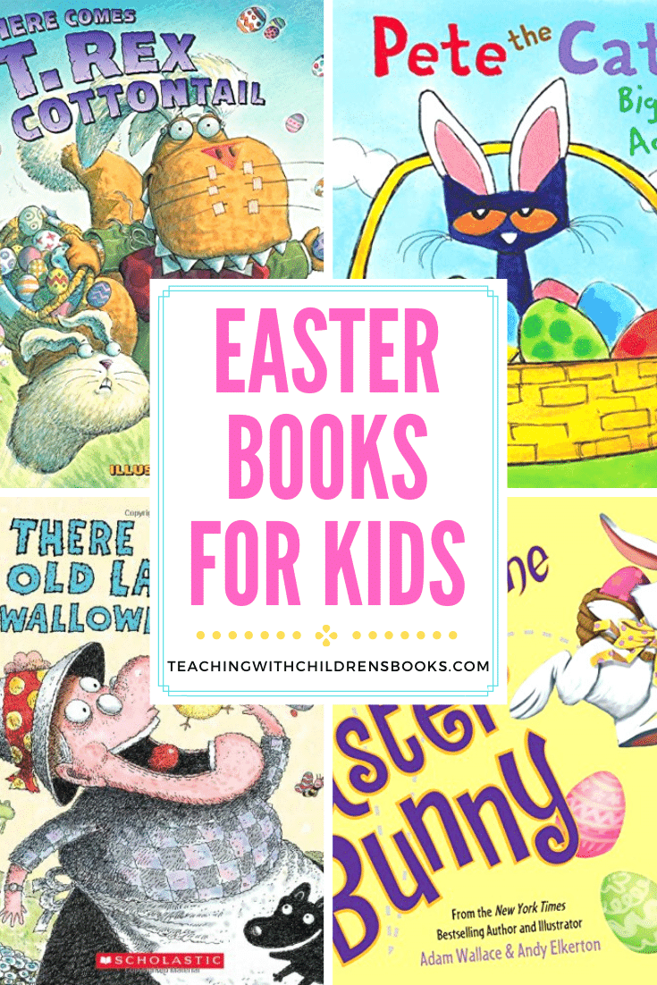 To help you get ready for the holiday and plan your Easter lessons, here are 15 of our favorite Easter books for kids of every age!