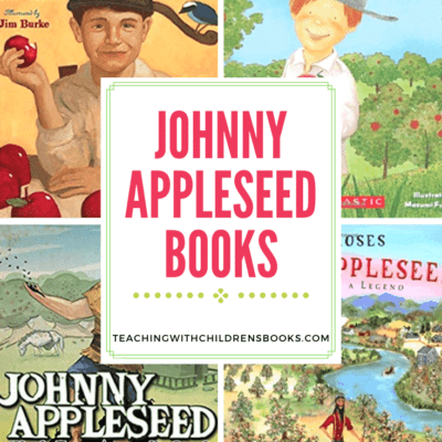 Johnny Appleseed Books for Preschool