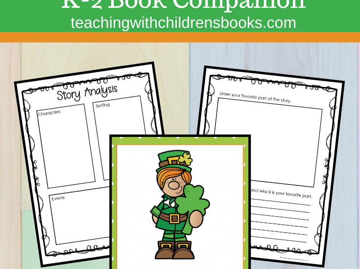 This March, add The Luckiest St. Patrick's Day Ever activities to your holiday book studies. Your students will love this St. Patrick's Day book!