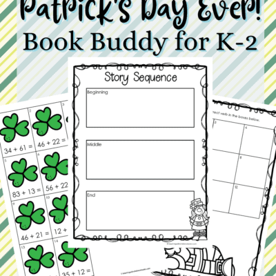 The Luckiest St Patricks Day Ever Activities
