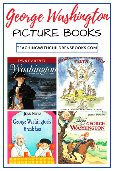 As we come up on President's Day, add one or more of these George Washington picture books to your reading list for preschool and elementary kids.