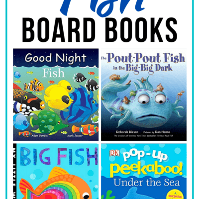 Fish Books for Toddlers