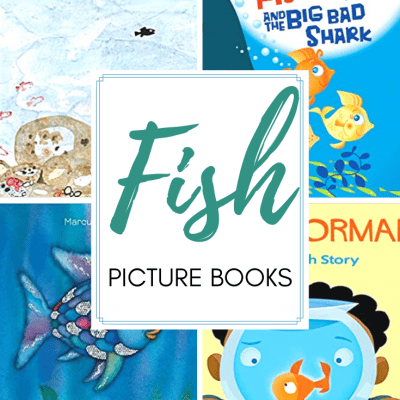 Fiction Fish Books for Kids