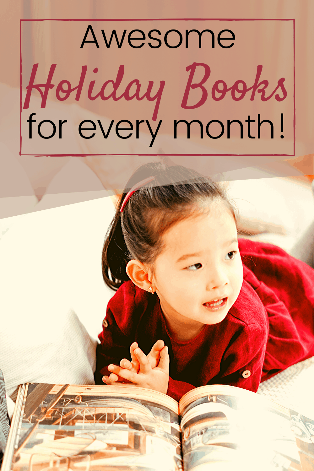 Come explore this amazing growing collection of the holiday books for kids. Discover books on a wide variety of topics covering animals, seasons, holidays, and much more!