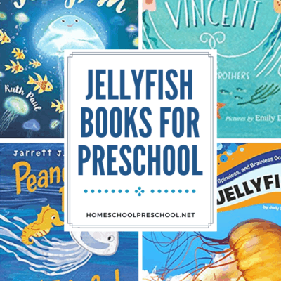 Jellyfish Books for Preschoolers