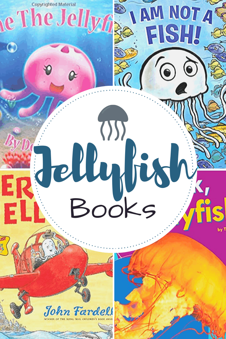 Whether you're studying the ocean or just planning a trip there, your kids will love these jellyfish books for preschoolers! Fiction and nonfiction selections!