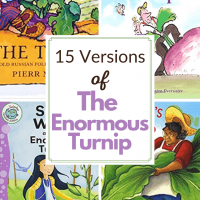 Versions of the Enormous Turnip Story