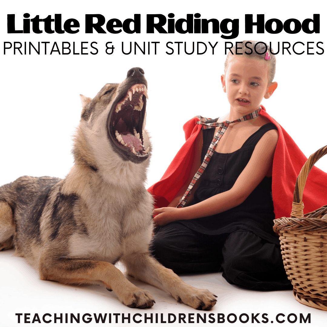 The magic of Little Red Riding Hood never fails to excite children. Discover Little Red Riding Hood printables and resources to enhance your fairy tale theme.